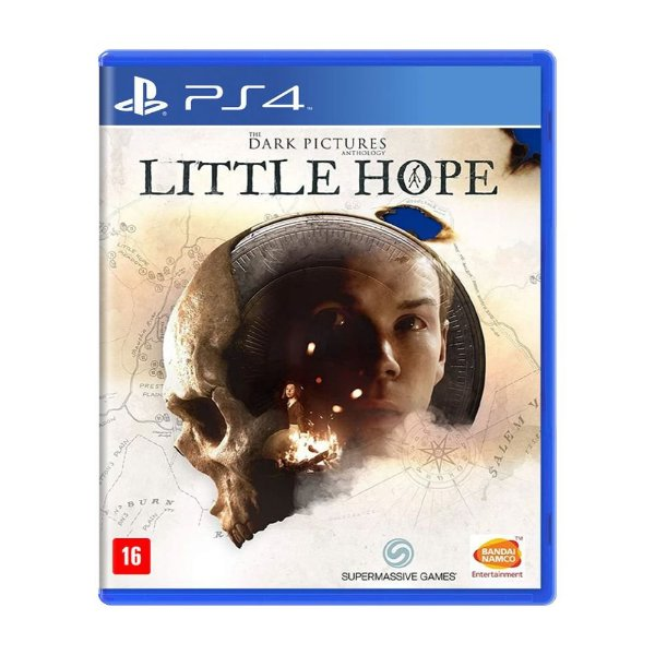 The Dark Pictures Anthology - Little Hope - PS4