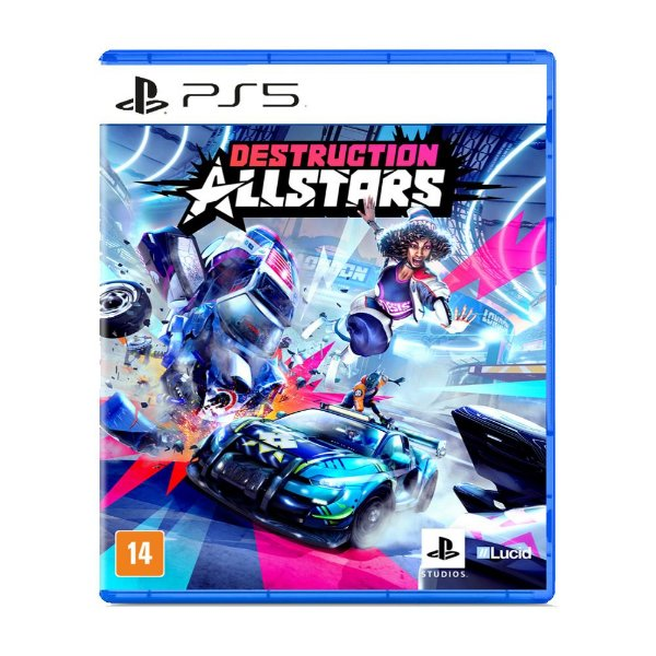 Destruction AllStars - PS5 - Pré-Venda - 30/04/21