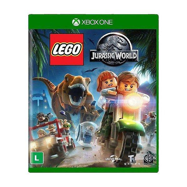 Lego Jurassic World O Mundo Dos Dinossauros - Xbox One