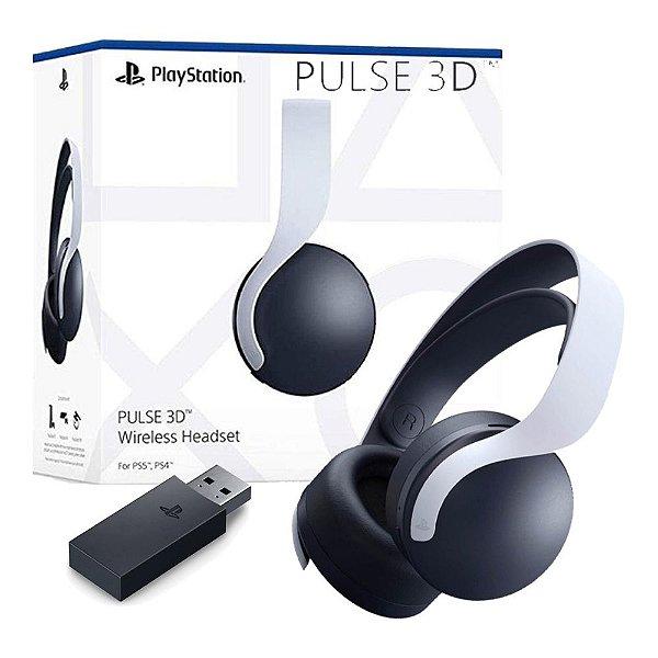 Headset Sem Fio Pulse 3D - PS5