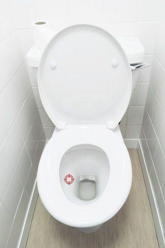 Alvo Sanitário para Desfralde