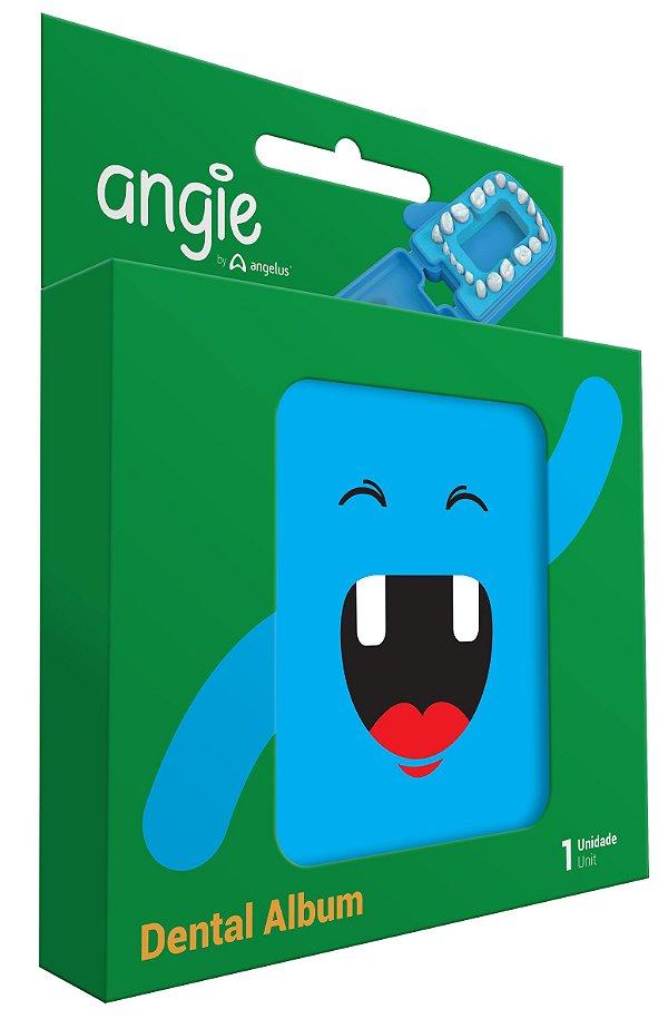 Dental Album Angie - Porta Dente de Leite