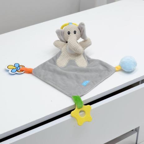Naninha Elefante Cinza - Clingo
