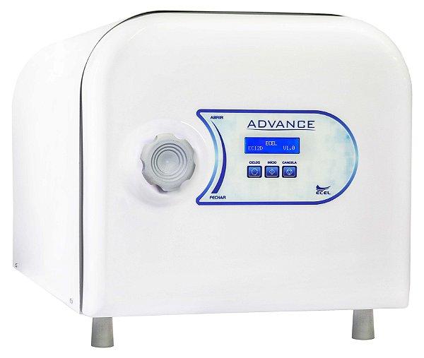 Autoclave Ecel EC12D Advance 12 Litros