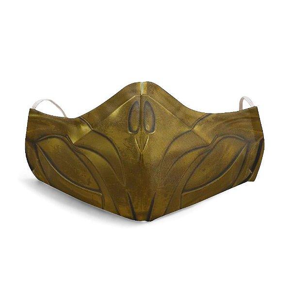 Mascaras de Proteção em Tecido Lavável