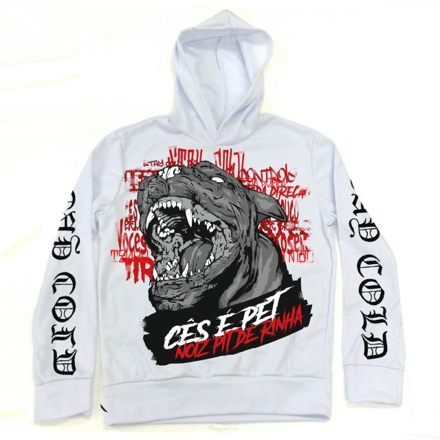 Moletom Stay Cold - Outlet