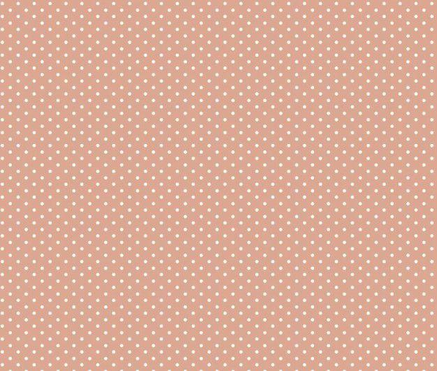 Tecido Tricoline Micro Poá Rose