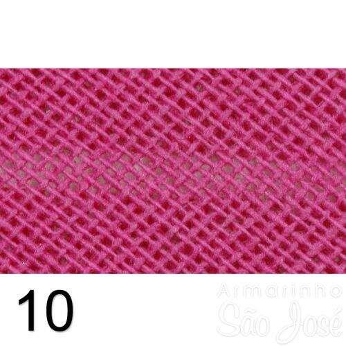 Viés Destaque 35mm Largo Pink