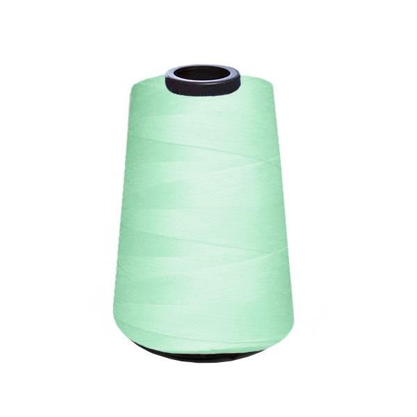 Linha De Costura Fio 80 Verde-Agua