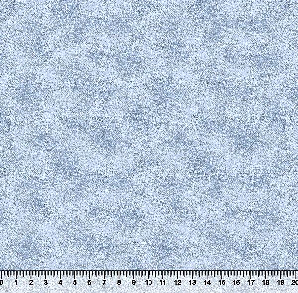 Tecido Tricoline Textura Poeira Azul Bebê 5027