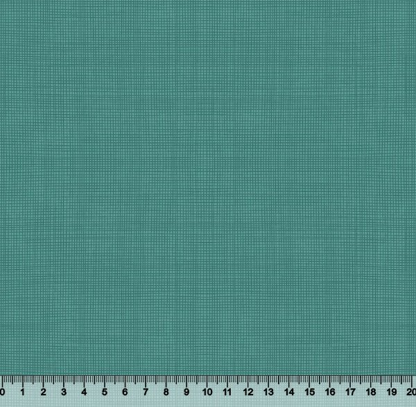 Tecido Tricoline Textura de Arames Verde Turquesa 5246-18