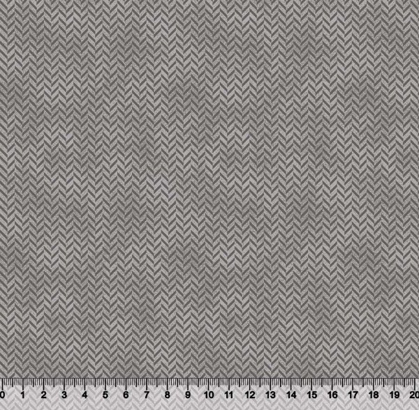 Tecido Tricoline Geométrico Chevron Estilizado