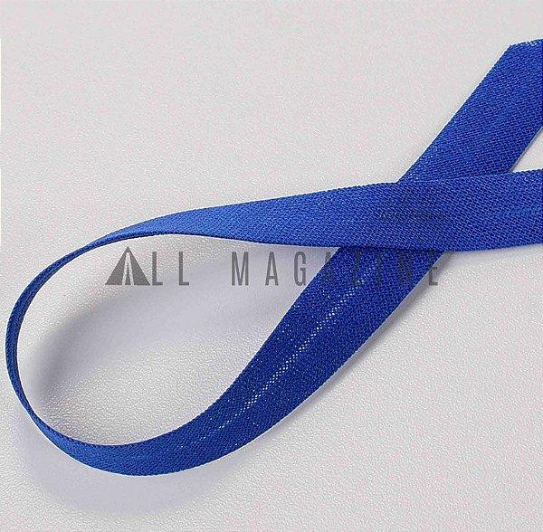 Viés 100% Algodão A9000 - 24mm - 50m - Cor 34 Azul Royal