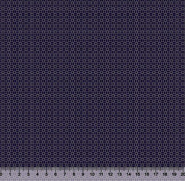Tecido Tricoline Abstrato 3745