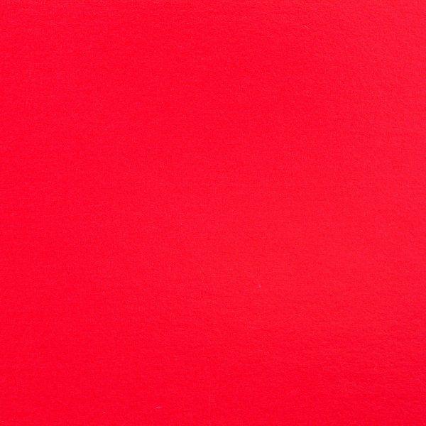 Tecido Tricoline Liso Vermelho