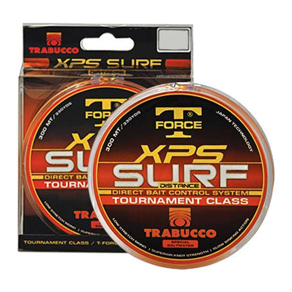 Linha Trabucco XPS Surf Distance 300m Salmão - 0.16mm