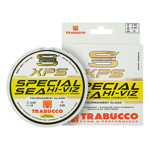 Linha Trabucco XPS Special Sea Hi-Viz Branca 300m - 0.30mm