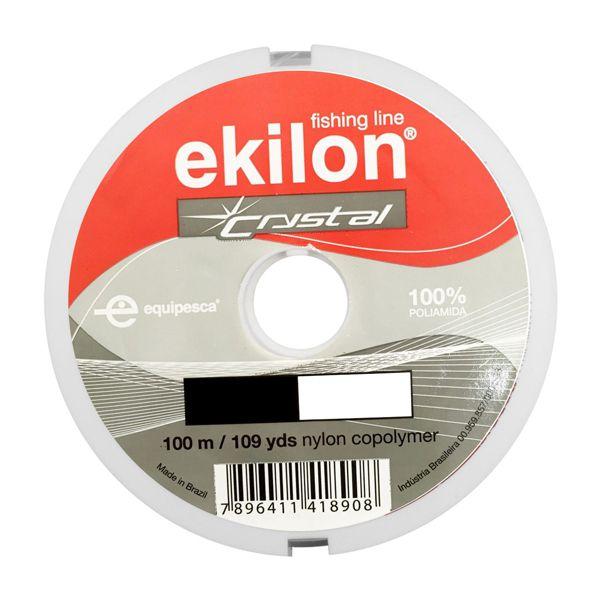 Linha Ekilon Crystal 100m 0.90mm