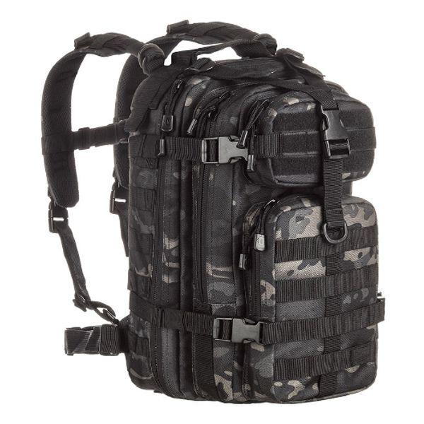 Mochila Invictus Assault 30L - Multicam Black
