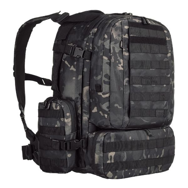 Mochila Invictus Defender 55L - Multicam Black