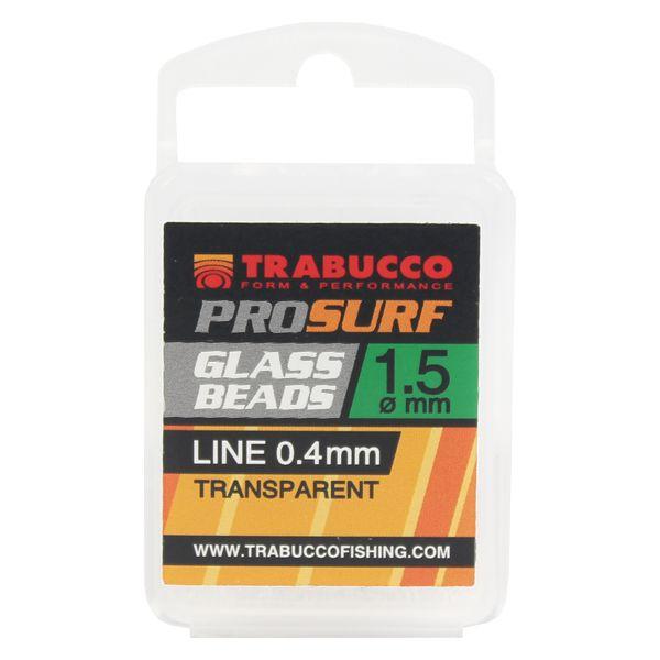 Miçanga Trabucco ProSurf Micro 1.5mm - 100pçs