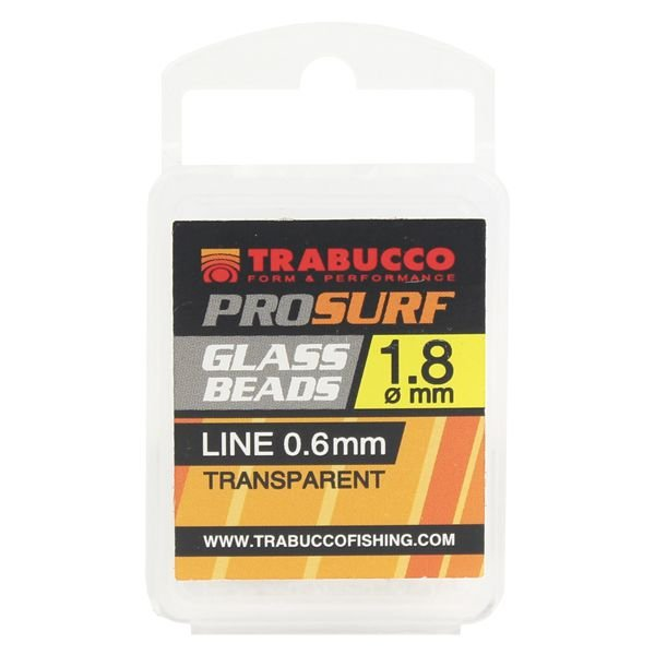 Miçanga Trabucco ProSurf Micro 1.8mm - 100pçs