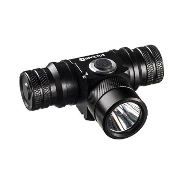 Lanterna de Cabeça Recarregável Invictus Cave T6 280 Lumnes