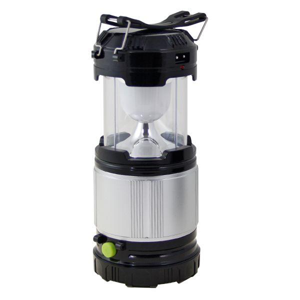 Lampião Recarregável Camping Lamp Solar Zoom XZ-3588