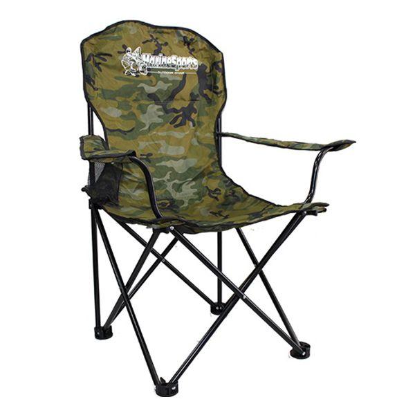 Cadeira Desmotável p/ Pesca MS Diretor XD-07 Porta Copo (90cm 3.9kg)