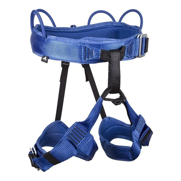 Cadeirinha p/ Escalada Conquista Clássica (Ajuste Rápido) - Azul