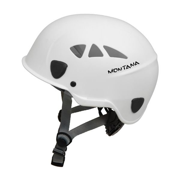 Capacete Montana Ares Classe A - Branco (CA 32260)
