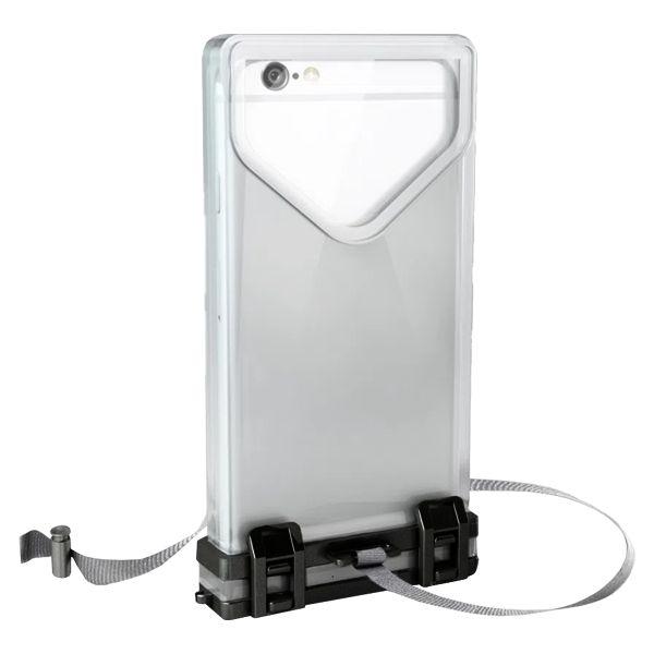 Capa Impermeável para Smartfone Action G - Preto
