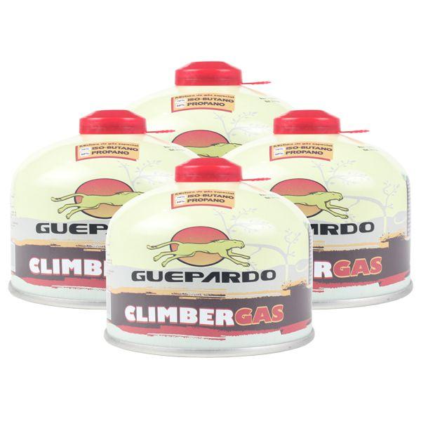 Caixa Cartucho Climber Gás 230g NTK - 4 Unidades