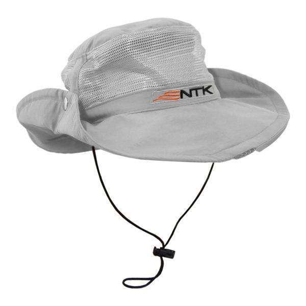 Chapéu Panamá com Lanterna NTK - Cinza