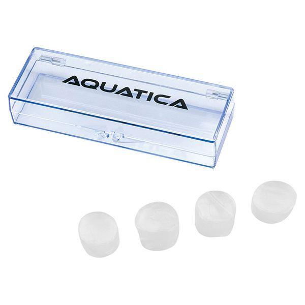 Protetor de Ouvido Aquatica Plug Silicone - 4pçs