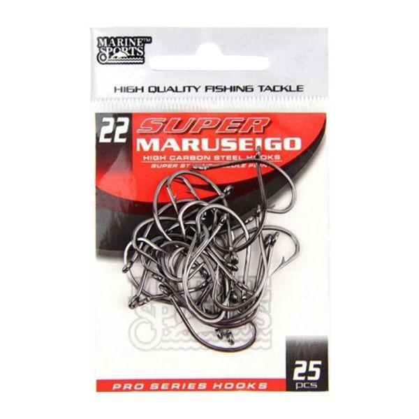 Anzol MS Super Maruseigo #22 - 25pçs