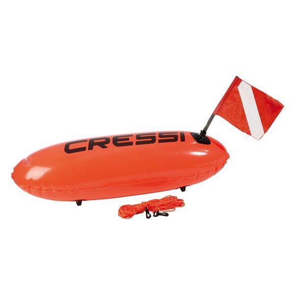 Boia para Mergulho de Marcação Torpedo Cressi