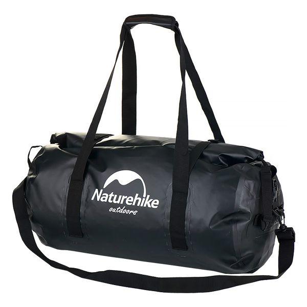 Bolsa Estanque Naturehike Duffel Bag 60L - Preto