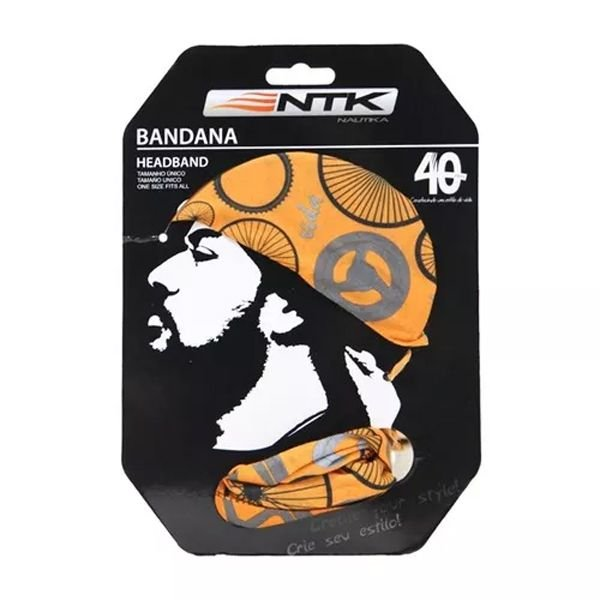 Bandana Headband FPS 50+ NTK - Bike