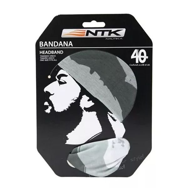 Bandana Headband FPS 50+ NTK - Urban