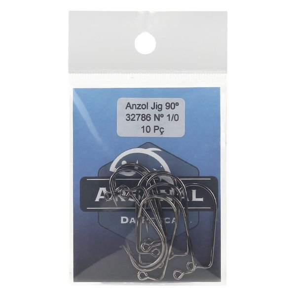 Anzol p/ Jig Head 90° Arsenal 32786 - 10pçs