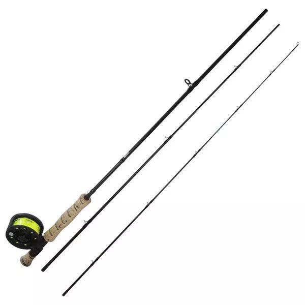 Kit p/ Pesca Fly Okuma Cascade TAC 2