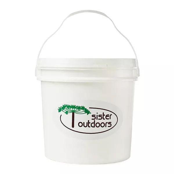 Pote Carbonato de Magnésio Sister Outdoors - 1kg (MgC03)