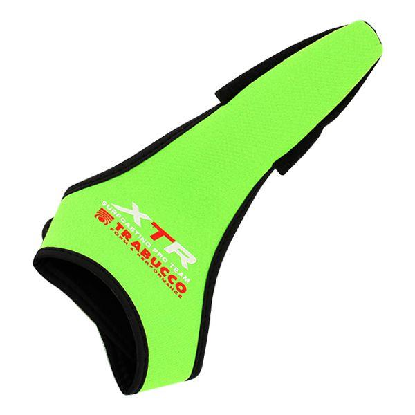 Protetor Dedeira para Arremesso Trabucco XTR Surf Team - Verde/Preto