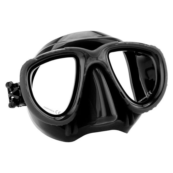 Máscara p/ Mergulho SeaSub Silicone Seal - Preta