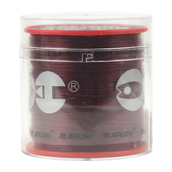 Linha Maruri Rubylon 0.28mm 600m - Vermelha