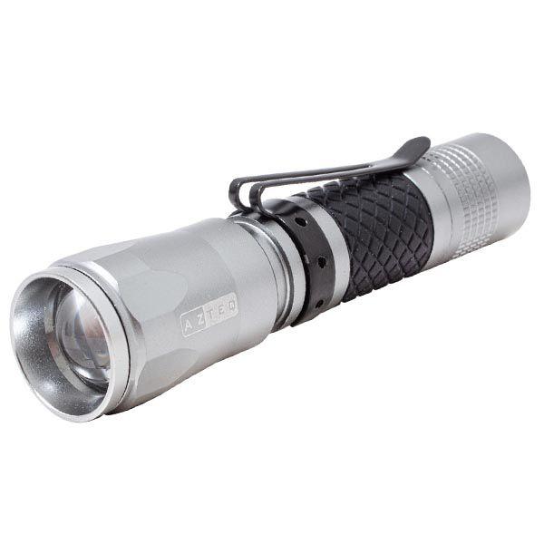 Lanterna Azteq Klik 1W 200 Lumens com foco ajustável