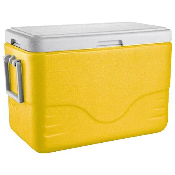 Caixa Térmica Coleman 28QT 26.5L - Amarelo