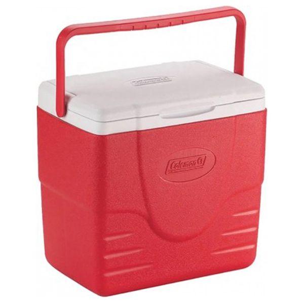 Caixa Térmica Coleman 09QT 8.5L - Vermelho