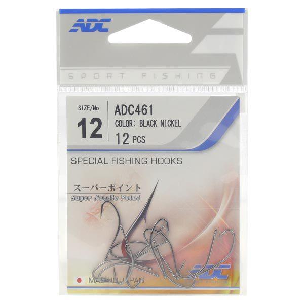 Anzol ADC Akita 461 (Com Olhal)